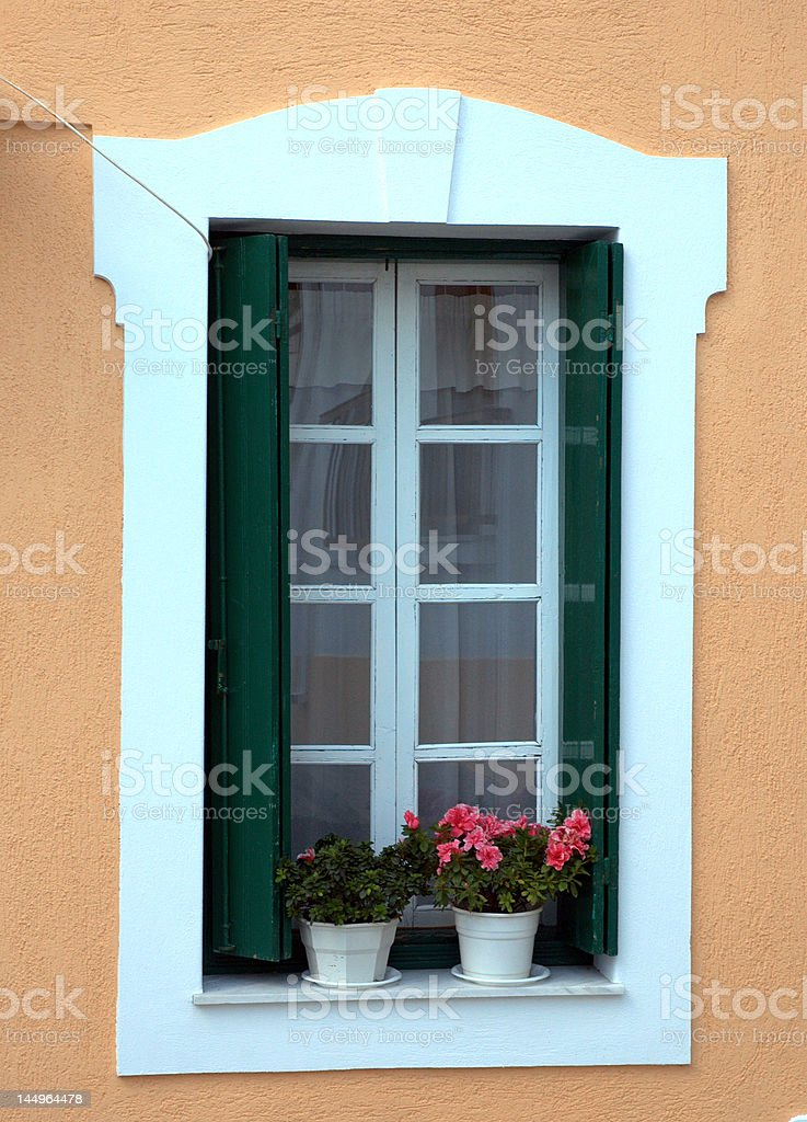 Skopelos island, Greece stock photo