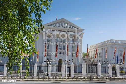 686175420istockphoto Skopje, Macedonia 688429666