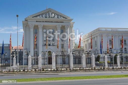 686175420istockphoto Skopje, Macedonia 688429712
