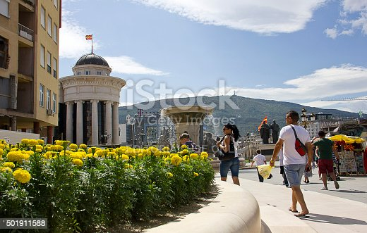 686175420istockphoto Skopje Scene 501911588
