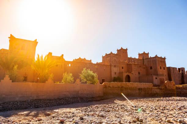 skoura stad, marocko - kasbah bildbanksfoton och bilder