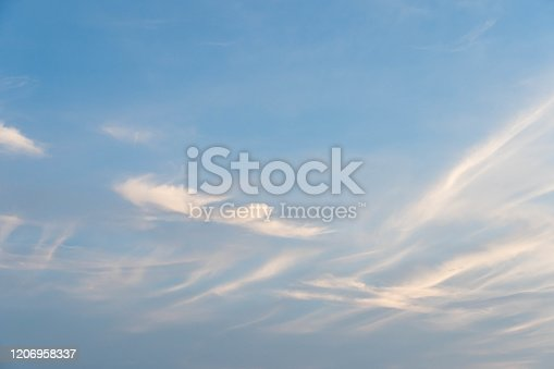 646012098 istock photo Sky And Clouds Background 1206958337