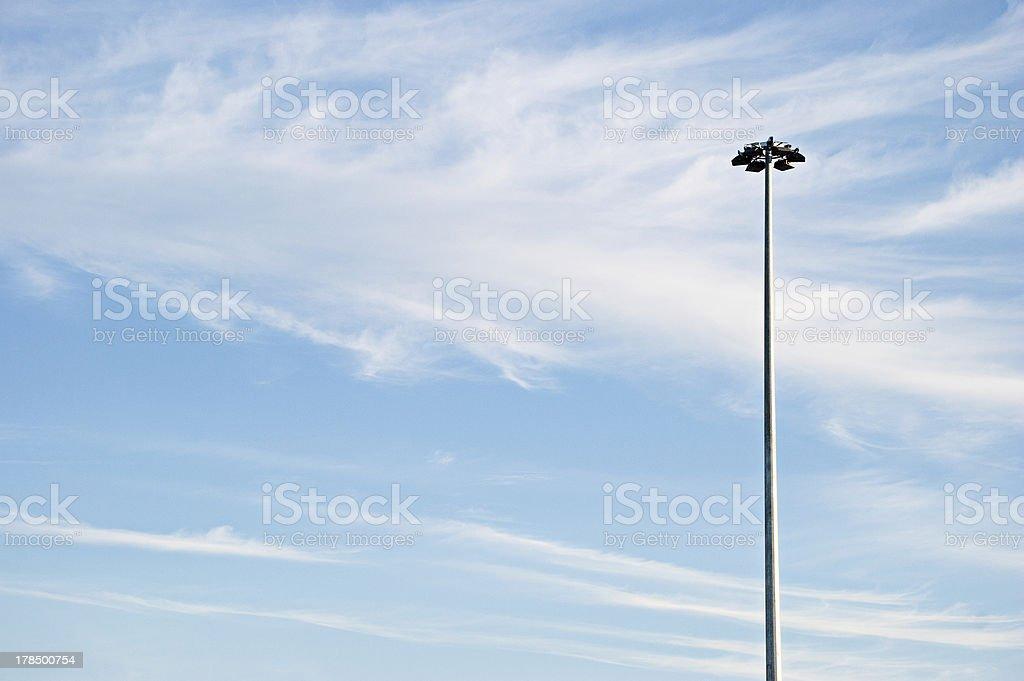 Himmel und Wolken – Foto