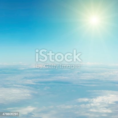 istock Sky and clouds 476605291