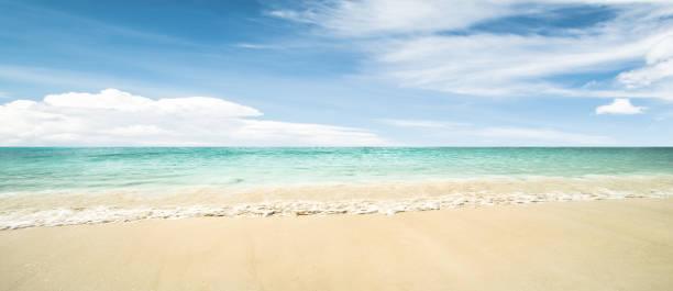 Himmel und Insel Strand – Foto