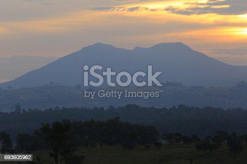 Viewpoint (Thung Salaeng Luang), Phitsanulok, Thailand.