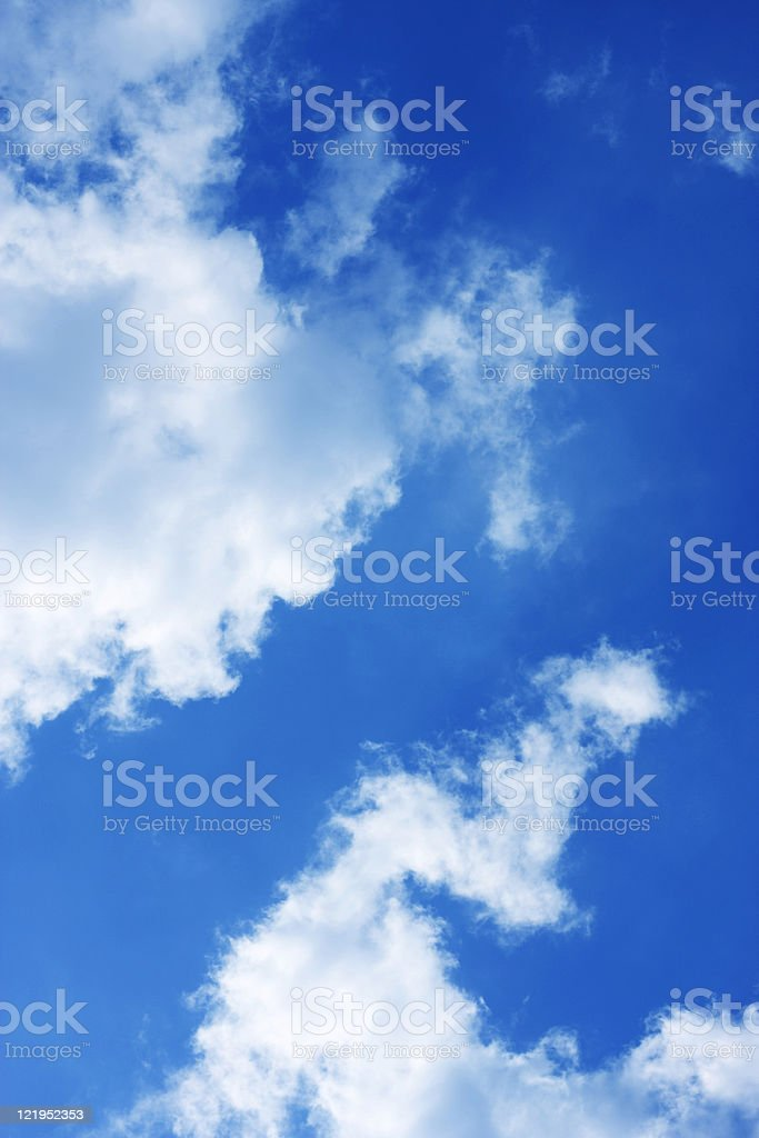Sky background royalty-free stock photo