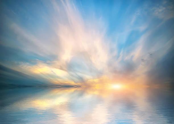 himmel hintergrund - himmel bilder stock-fotos und bilder