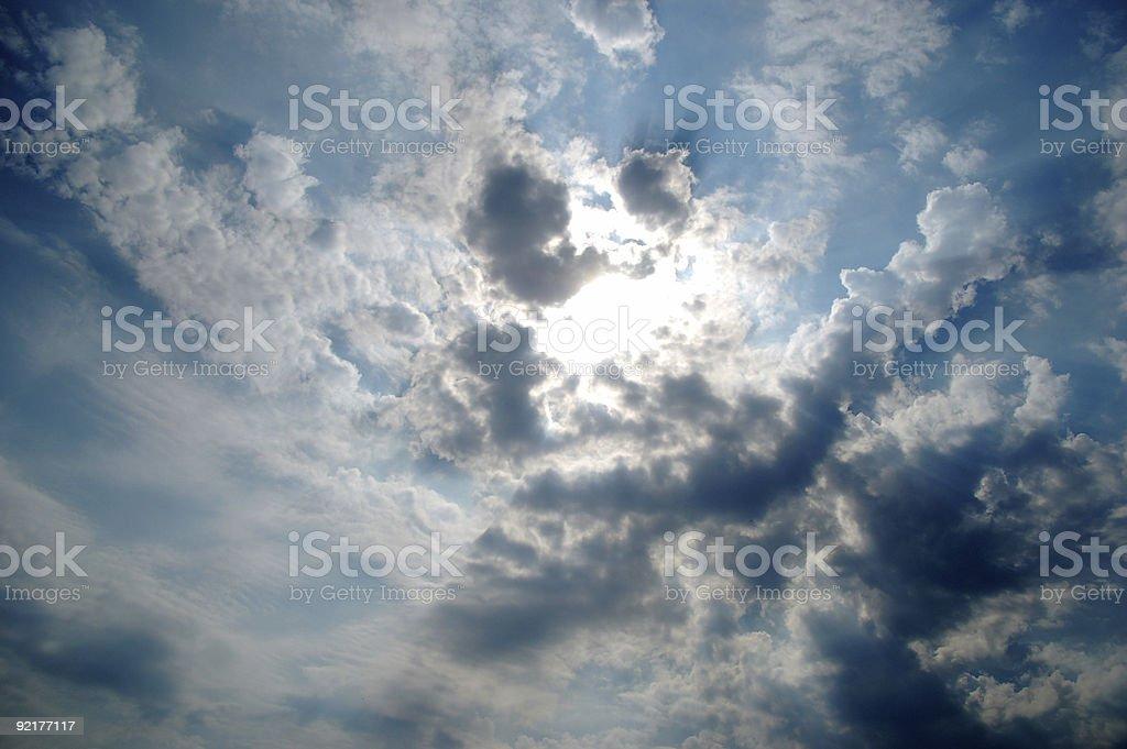 Himmel Hintergrund#4 – Foto