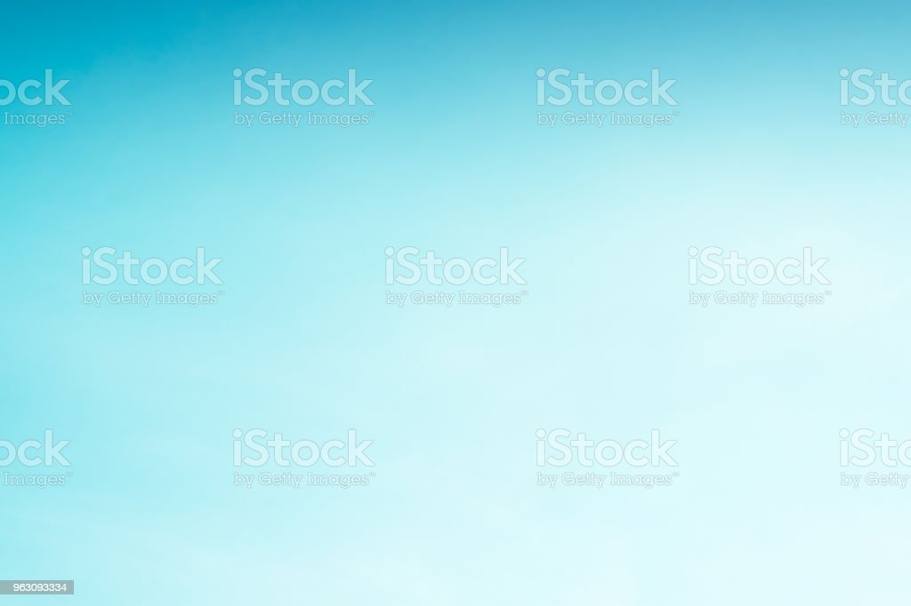 sky background with blue white cloud light bright clean clear stock photo