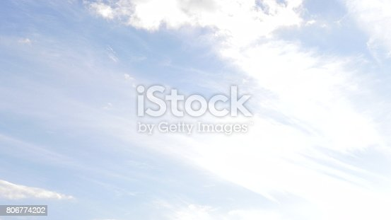istock sky blue and clouds 806774202