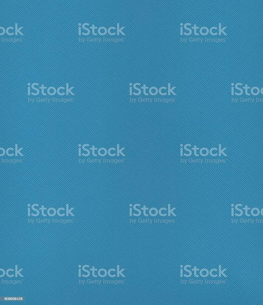 Sky blue color leatherette texture background  with rough skin stock photo
