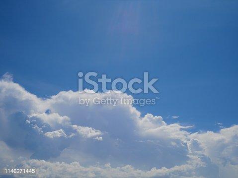807443942 istock photo Sky blue sky and cloud 1146271445