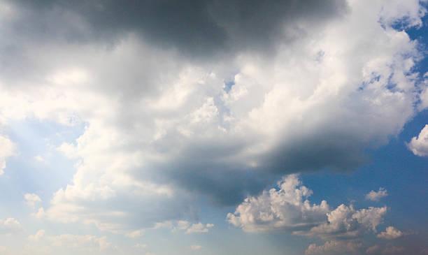 Sky Cloud stock photo
