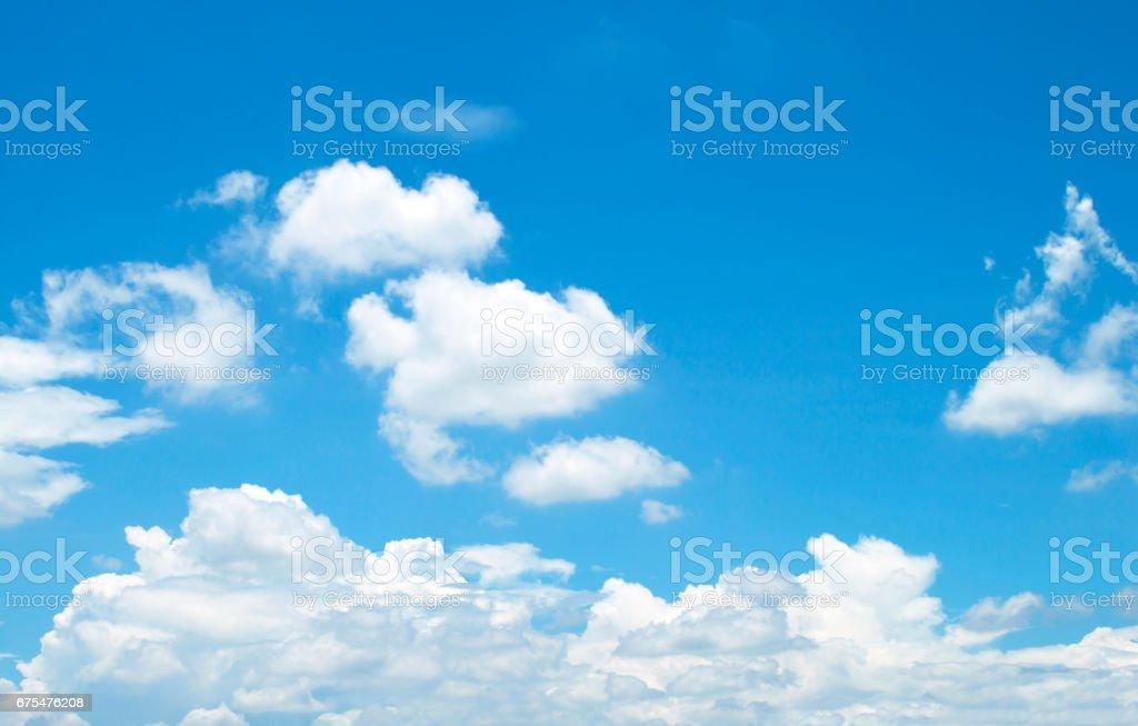 sky clouds photo libre de droits