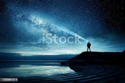 istock A Sky Full Of Light 1055891514
