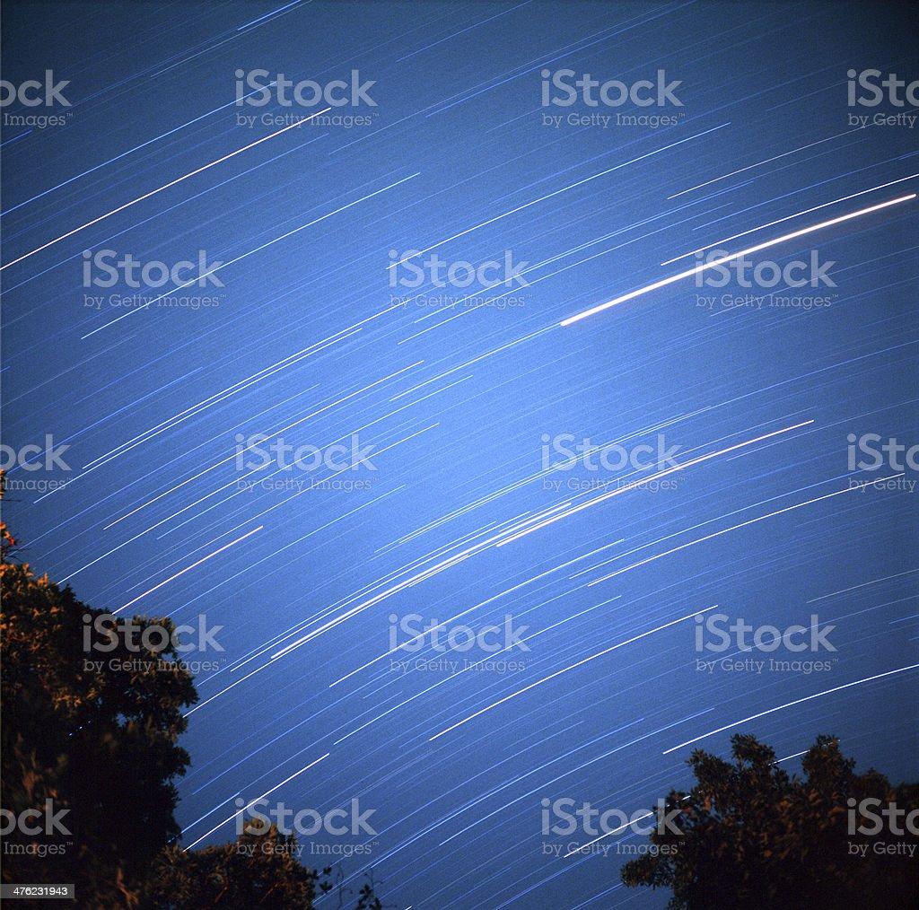 Sky Full of Stars royalty-free stock photo
