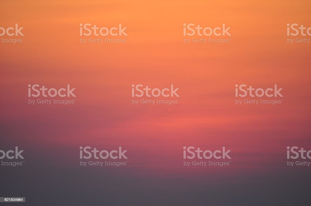 Sky  golden sunsets foto stock royalty-free