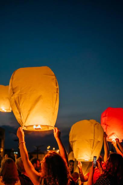 Sky Laterne festival – Foto