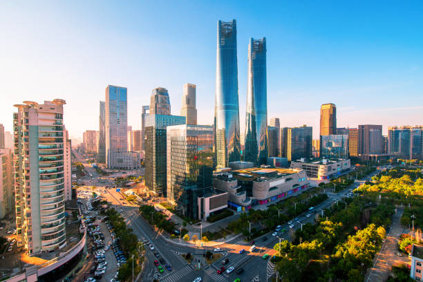 352,293 China Cityscape Stock Photos, Pictures & Royalty-Free Images - iStock