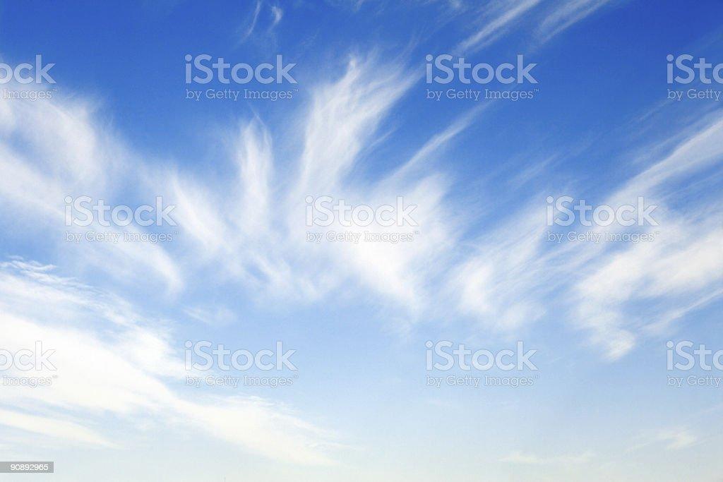 Sky oddities royalty-free stock photo