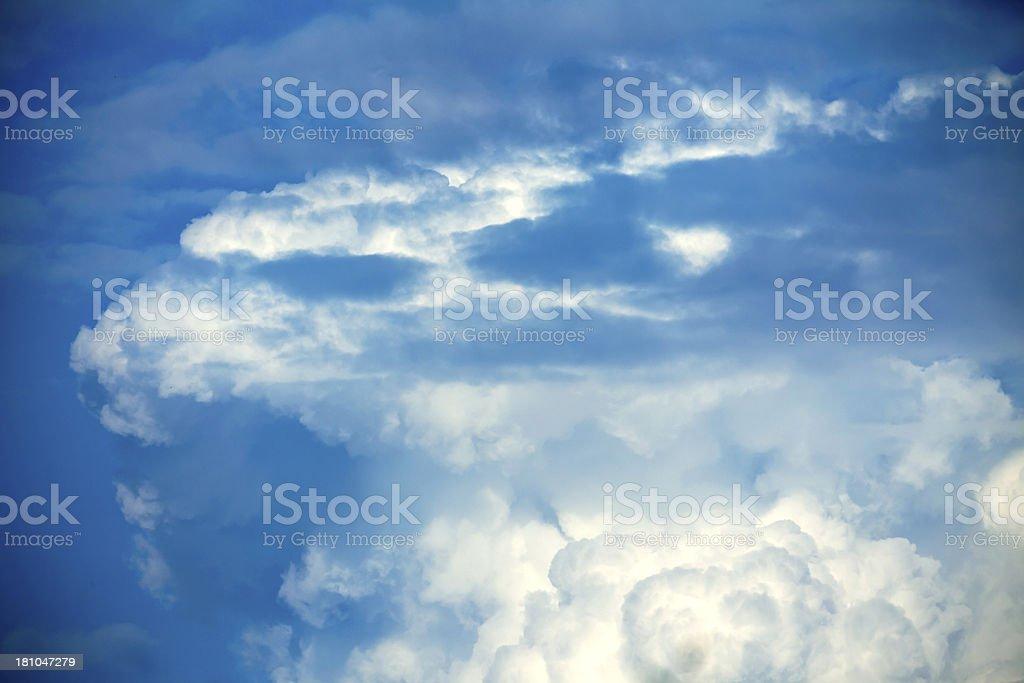 sky royalty-free stock photo