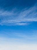 Blue sky thinking.