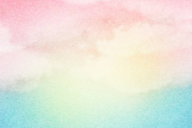 sky Abstract white cloud and blue sky background pastel colored stock pictures, royalty-free photos & images