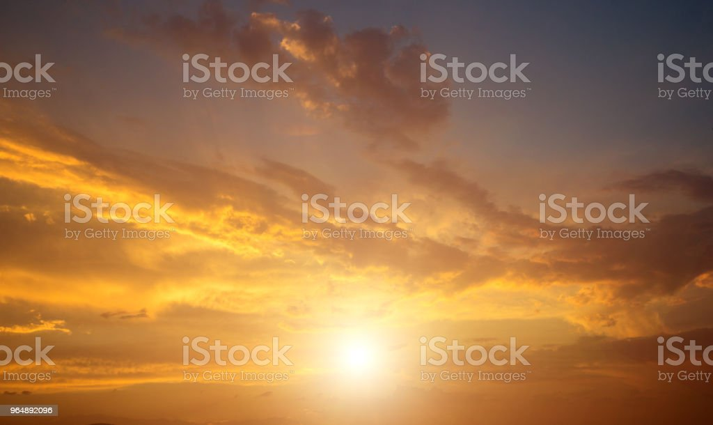天空 - 免版稅地勢景觀圖庫照片