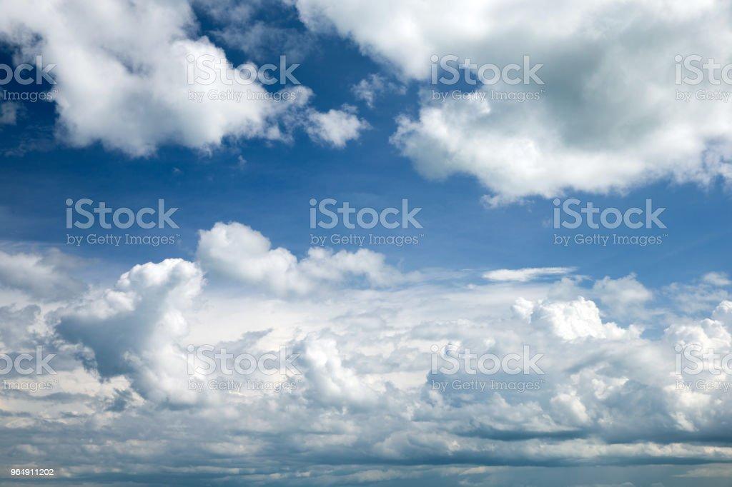 天空 - 免版稅夏天圖庫照片