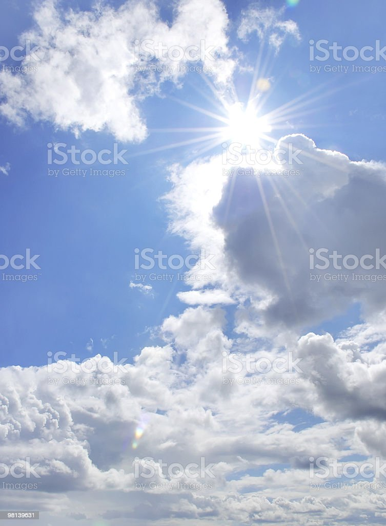 Sky foto stock royalty-free