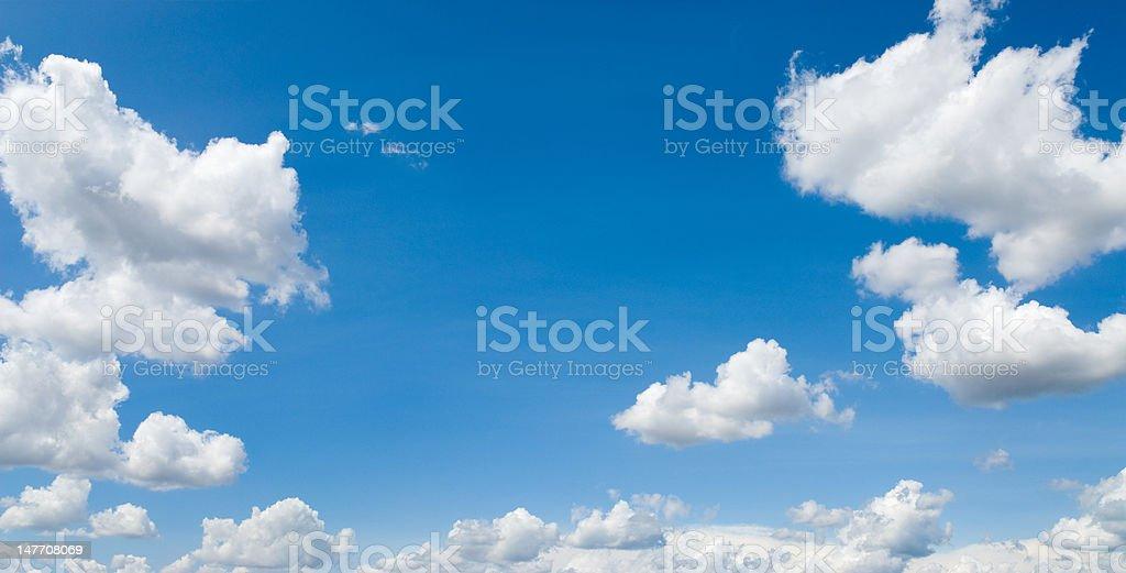 sky scape stock photo