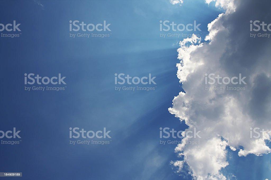 Sky - series royalty-free stock photo