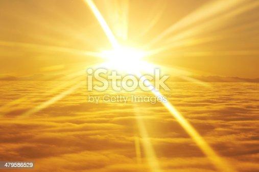 184857129istockphoto Sky, sunset sun and clouds 479586529