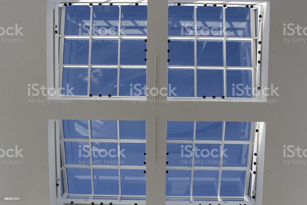 Sky vista foto stock royalty-free
