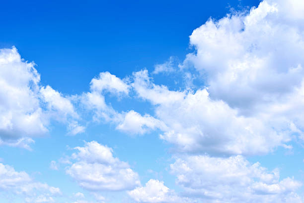 sky with clouds - free images for downloads stock photos and pictures