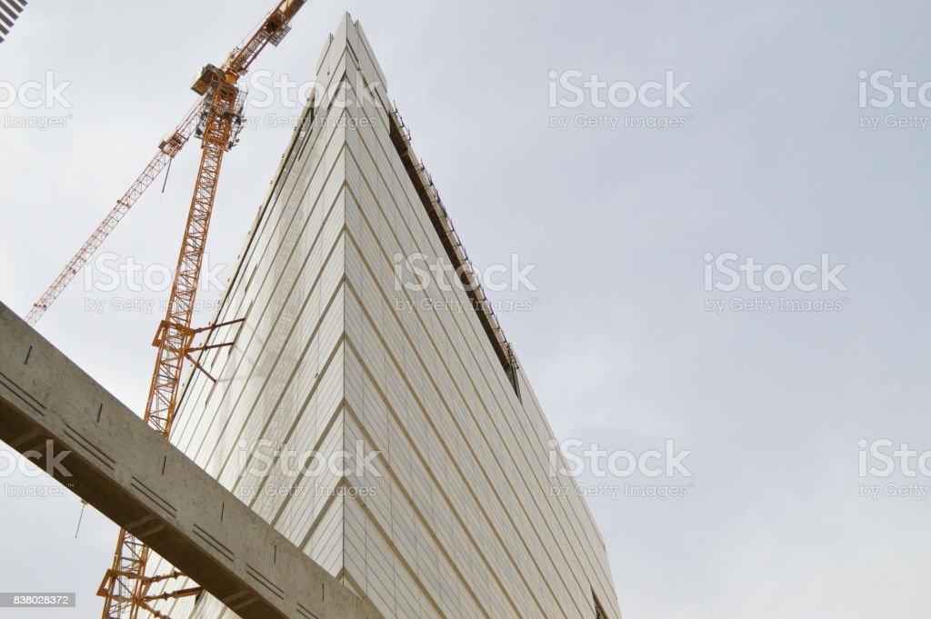 Skycsraper stock photo