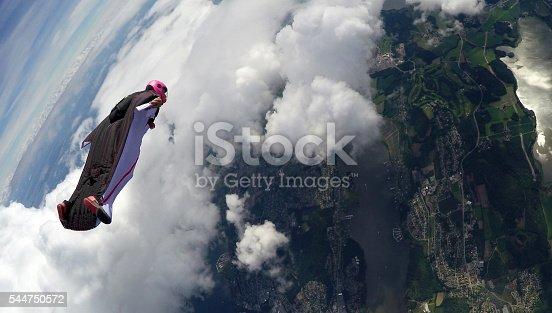 Skydiving in NorwaySkydiving in Norway