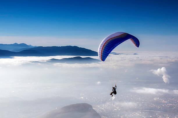 skydiving - fallskärm bildbanksfoton och bilder