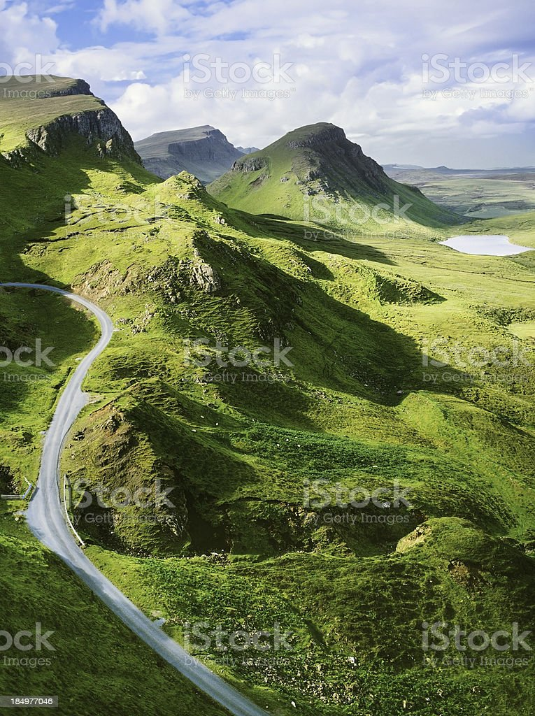 skye stock photo