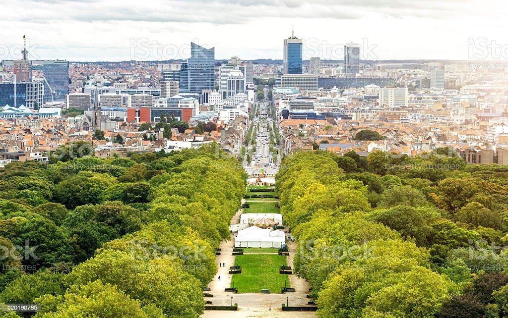 La ville de Bruxelles - Photo