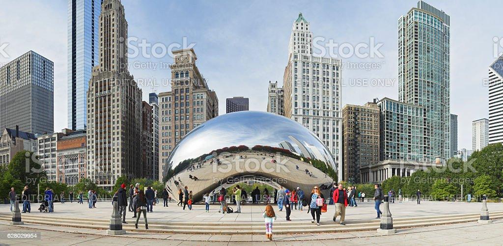 Skyline - Chicago stock photo