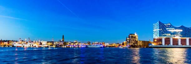 Skyline von Hamburg – Foto