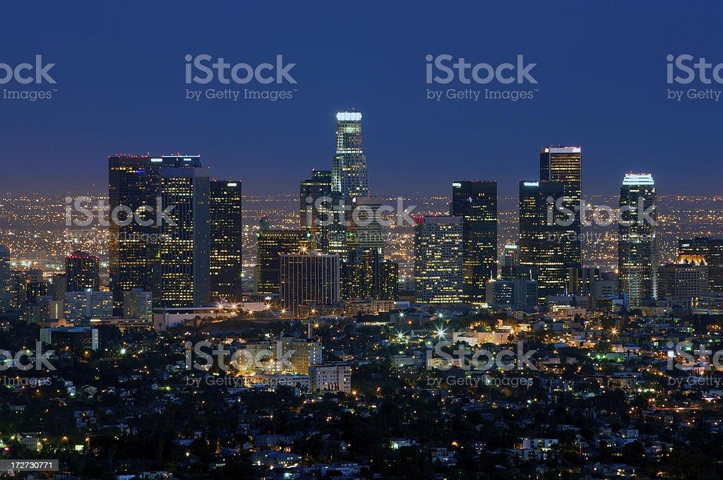 Skyline von LA – Foto