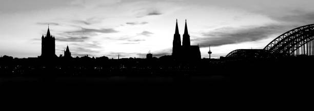 Skyline of cologne with bridge and church in black and white with picture id1196062454?b=1&k=6&m=1196062454&s=612x612&w=0&h=fa7g49 ip6qrkuhctli36rko1iye6qrkai30l5xu6hi=