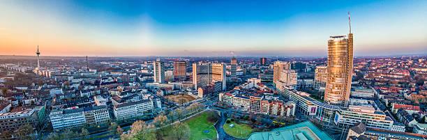 Skyline of Essen, Germany – Foto