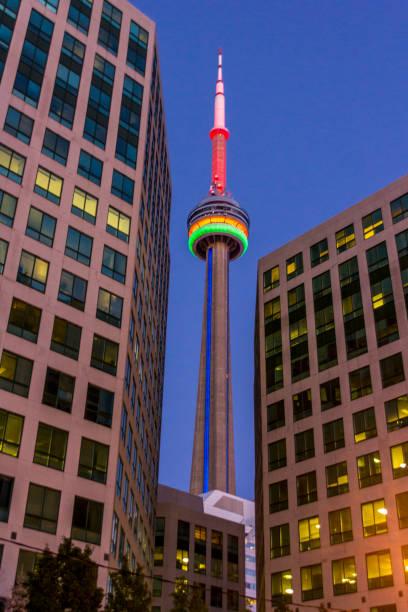 Skyline von Toronto in Kanada – Foto