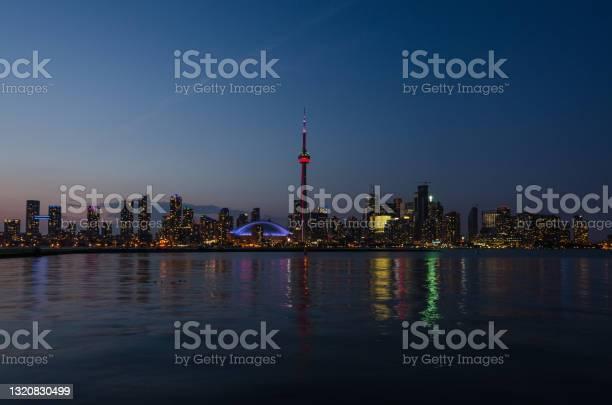 Photo of Skyline of Toronto