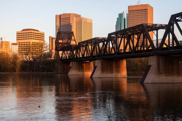 Skyline von Winnipeg – Foto