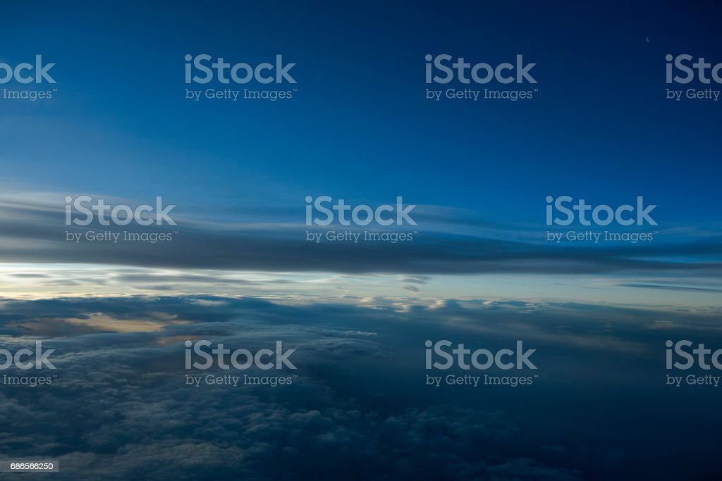Skyline royalty-free stock photo